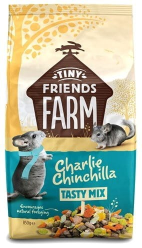 Supreme charlie chinchilla