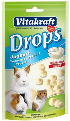 Vitakraft konijn yogurtdrops