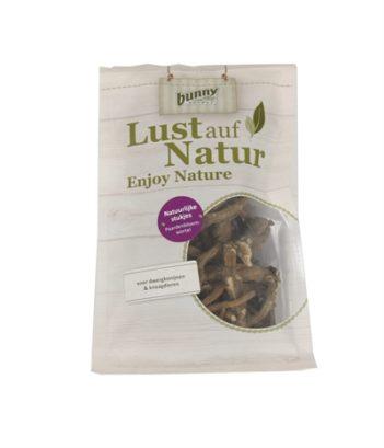 Bunny nature natuurlijke stukjes paardenbloemwortel