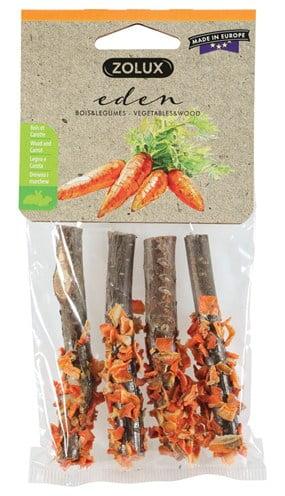 Zolux eden houtstammetje met wortel