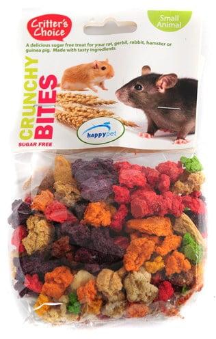 Critter's choice crunchy bites