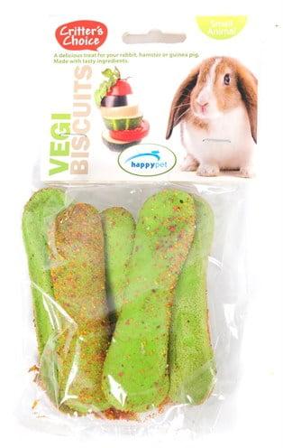 Critter's choice vegi biscuit