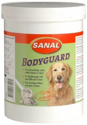 Sanal dog bodyguard