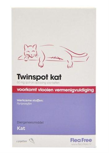 Exil kat flea free twinspot
