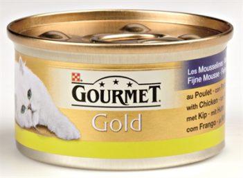 Gourmet gold fijne mousse kip