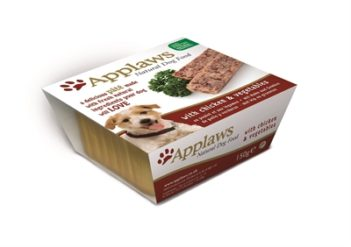 Applaws dog pate chicken