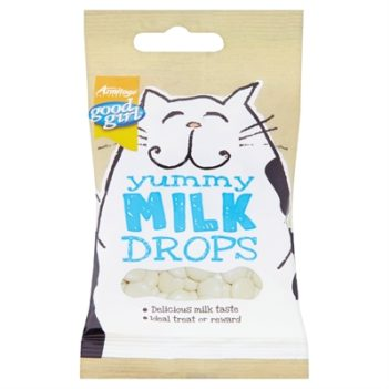 Yummy milk drops