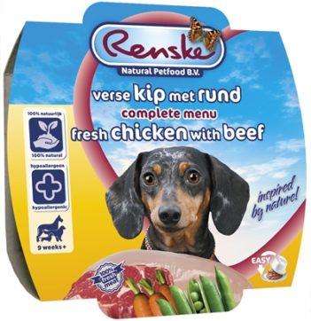 Renske vers vlees kip / rund