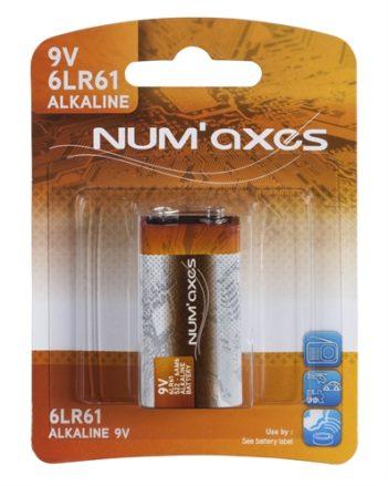 Numaxes alkaline batterij 6lr61