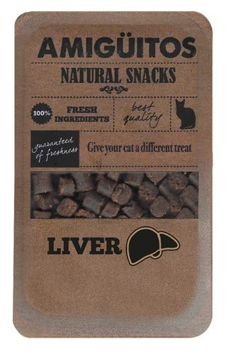 Amiguitos catsnack liver
