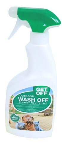 Vapet get off spray outdoor