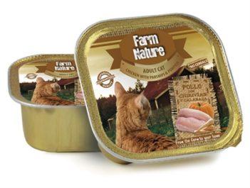 Farm nature chicken / parsnips / pumpkin