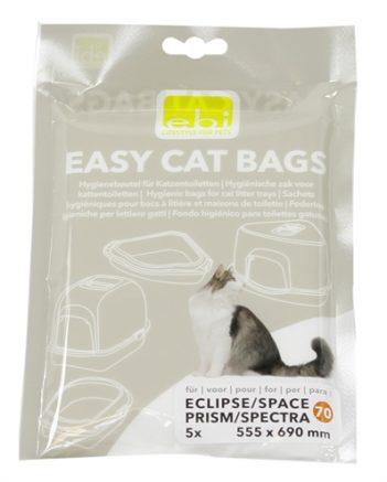 Ebi easy-cat kattenbakzak jumbo u-vorm