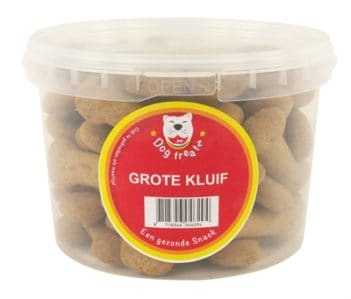 Dog treats grote kluif