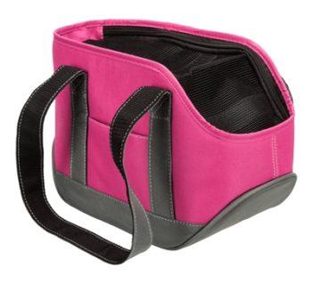 Trixie hondentas alea roze / grijs tot 5 kg