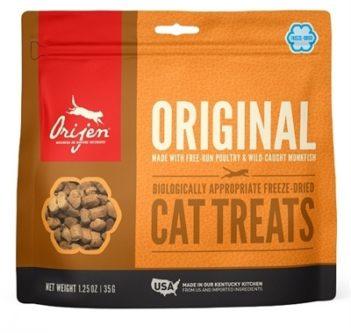 Orijen gevriesdroogd kattensnoepjes original