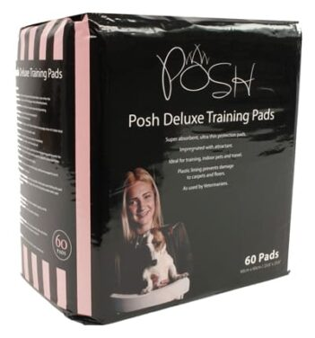 Posh puppy training pads