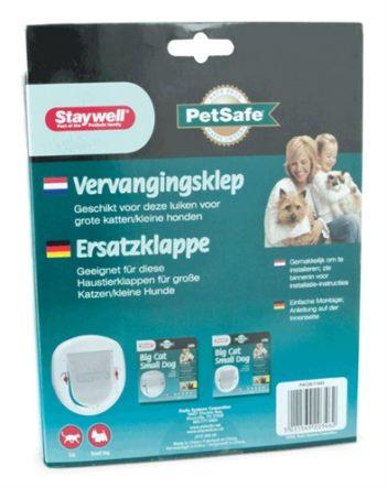 Petsafe vervangingsluikje voor 260 / 270 /  280 kattenluik