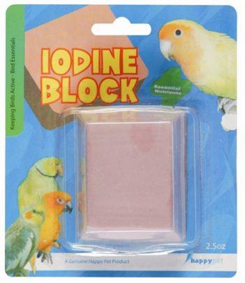 Happy pet iodine block