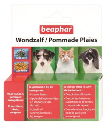 Beaphar wondzalf hond/kat/knaagdier