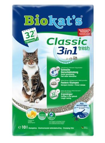 Biokat's kattenbakvulling fresh