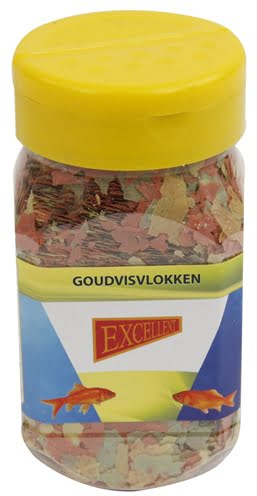 Excellent goudvisvlokken (100 ML)