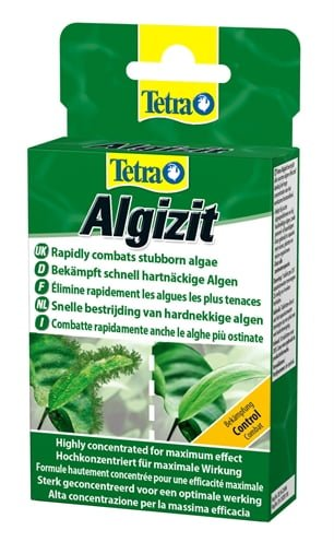 Tetra aqua algizit (10 TABLETTEN)