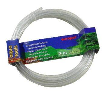 Ebi luchtslang transparant (0,4/0,6 CM 3 MTR)