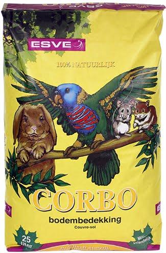 Corbo bodembedekking (25 ltr)