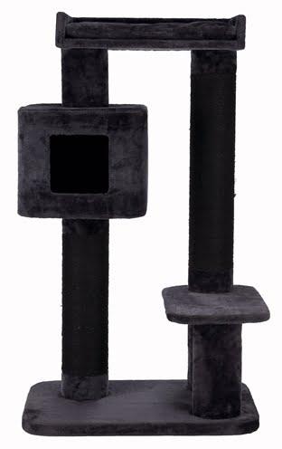Trixie krabpaal izan antraciet (70x50x122 cm)