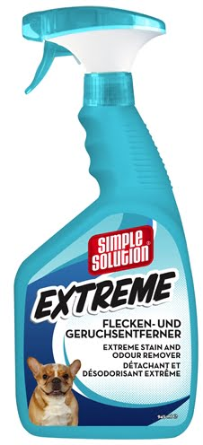 Simple solution stain & odour vlekverwijderaar extreme (945 ml)