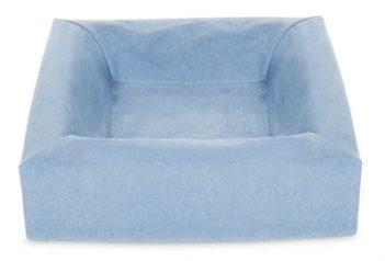Bia bed cotton overtrek hondenmand blauw (bia-45 45x45x12 cm)