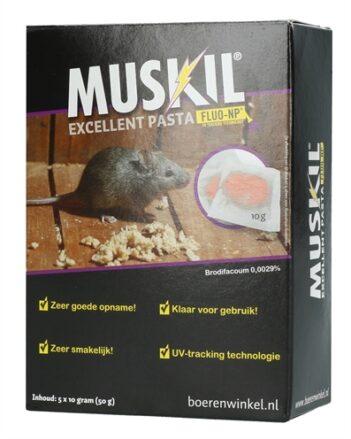 Muskil excellent pasta muis (5×10 gr)