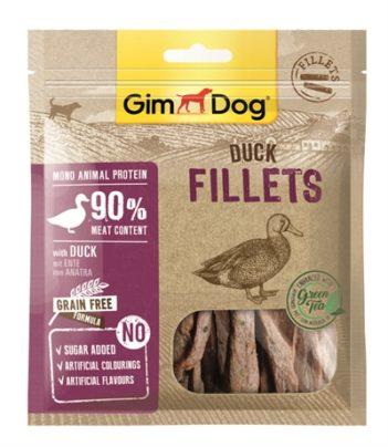Gimdog duck fillets with green tea (60 gr)