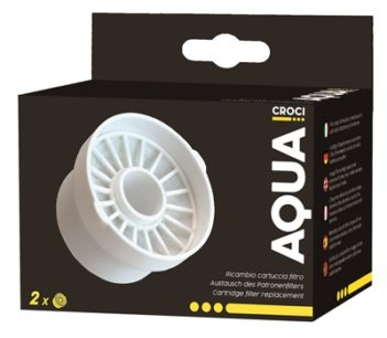 Croci aqua multi filter navulling (2 st)