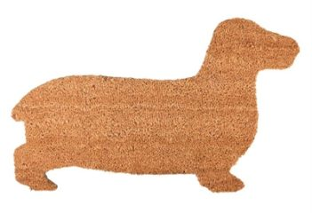 Deurmat hond kokosvezel (75,5x45x1,7 cm)