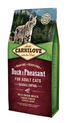 Carnilove duck / pheasant hairball (2 kg)