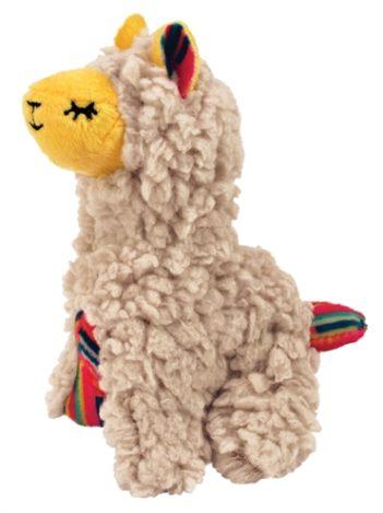 Kong softies buzzy llama (12,5×5,5×8,5 cm)