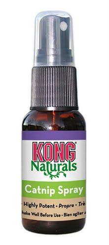 Kong naturals catnip kattenkruid spray