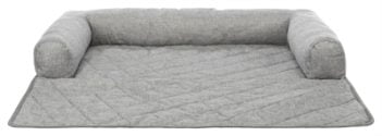 Trixie sofa bed nero meubelbeschermer grijs (90×90 cm)