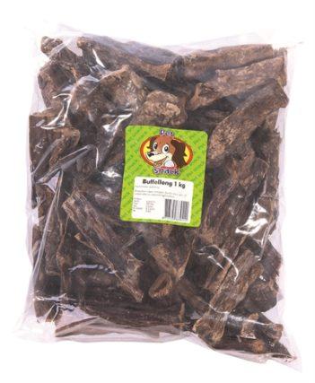 Petsnack buffellong 10-12 cm (1000 gr)