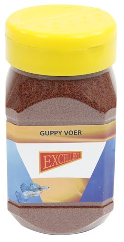 Excellent guppyvoer (330 ML)