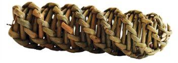 Happy pet knaagspeeltje spiraal wilg (19×4,5×4,5 cm)