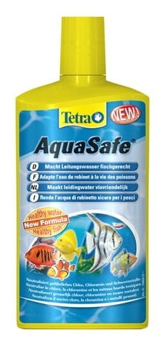 Tetra aquasafe plus waterverbetering (100 ML)