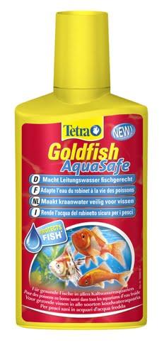 Tetra aquasafe voor goudvissen (100 ML)