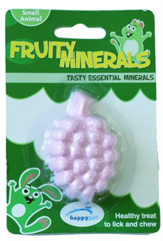 Happy pet fruity mineral grapefruit (6,5×4,5×2,5 cm)
