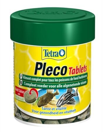 Tetra plecomin tabletten (120 TABL)