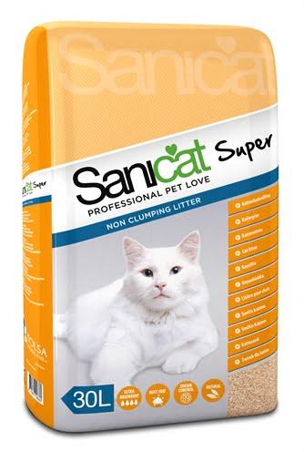 Sanicat super kattenbakvulling (30 ltr)