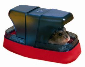 Savic hamstertoilet (17X10X10 CM)