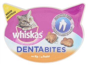 Whiskas dentabites (8X40 GR)